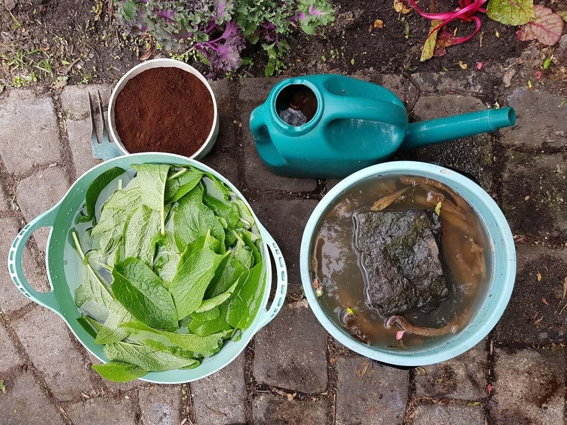 Lazy person's adventures in fertiliser-making