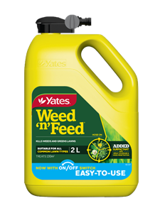 Yates Weed N Feed Double Action