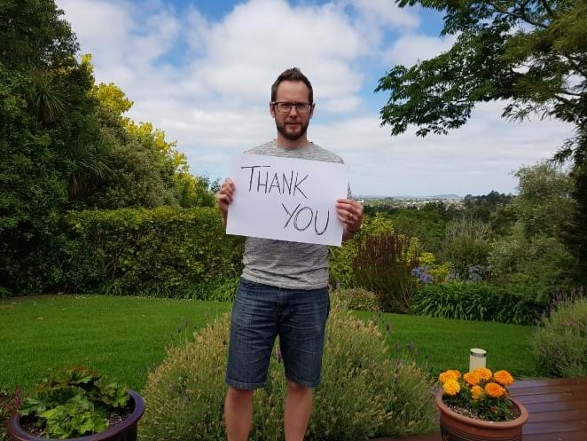 Thank You Fellow Gardeners