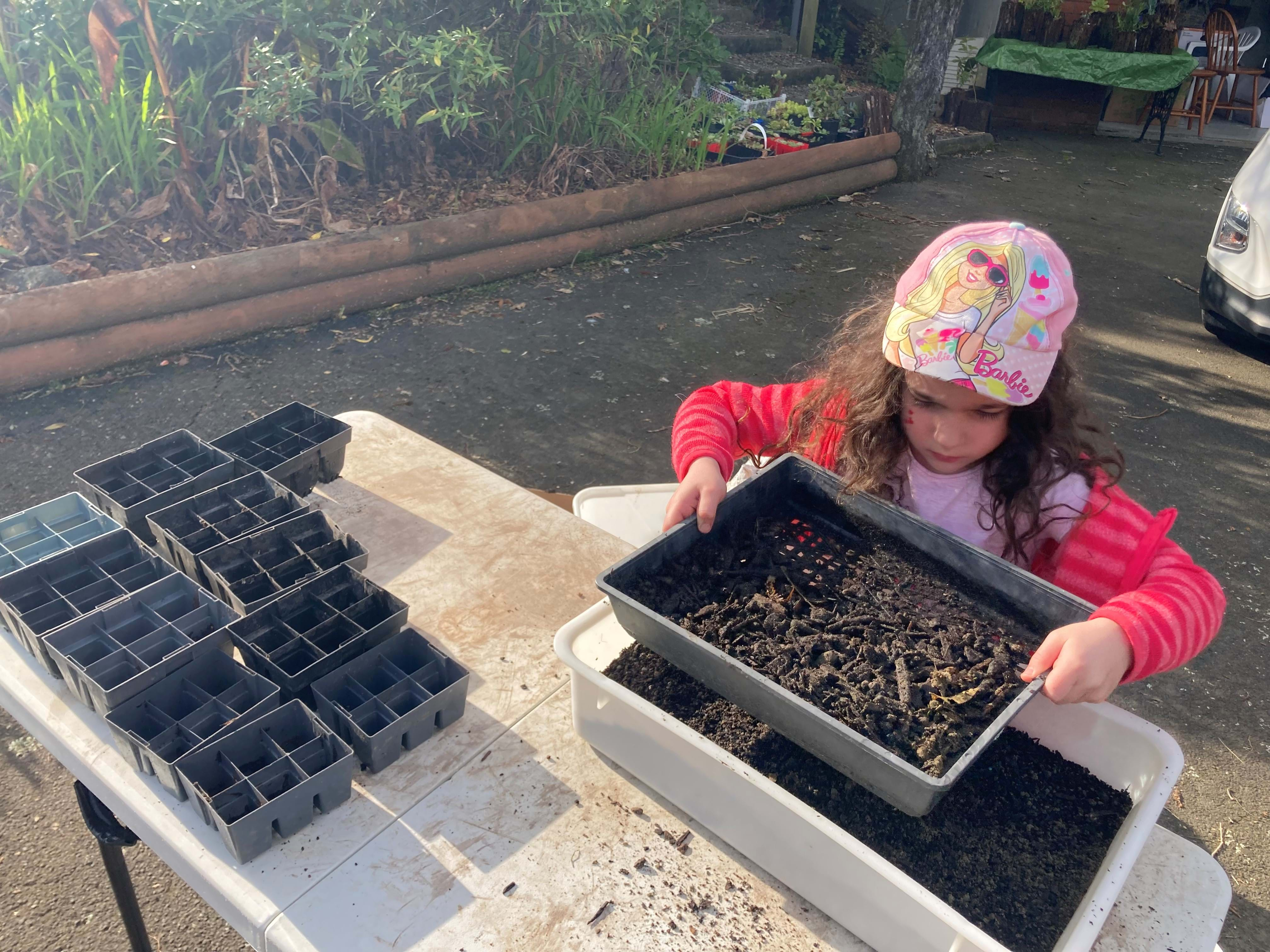 Making your own Seed Raising Mix