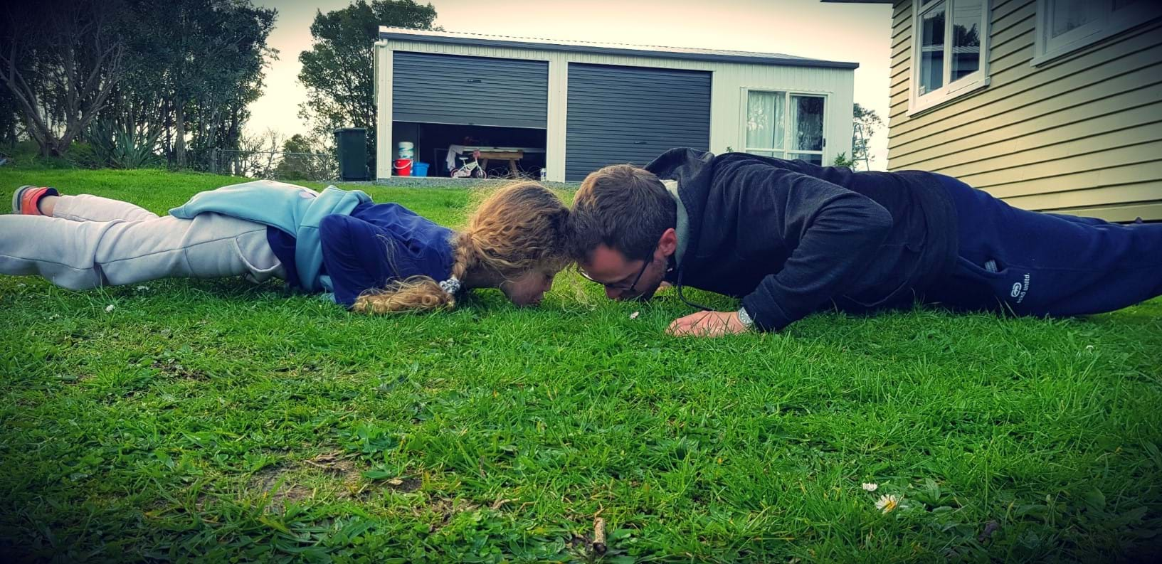 Kissing The Ground & Meet The Neighbors Nomination